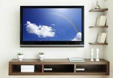 Tv wand maken