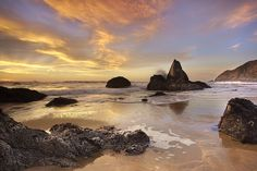 The Monolith of Grey Whale Cove #1, San Mateo County, California (by Patrick Smith)