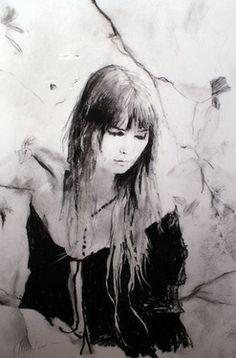 """Saatchi Online Artist Kristian Mumford; Drawing, """"The Daniad"""" #art"""