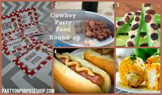 cowboy party food ideas