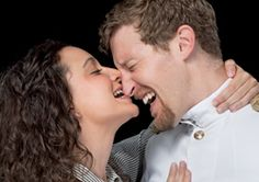 """American Shakespeare Center's """"Much Ado About Nothing. Wednesday, October 15:m Performance — 7:30 p.m., Main Theatre, Performing Arts Center; Live pre-performance music beginning at 7:00 p.m. #NYSWInst #MuchAdo"""