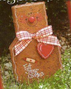 Cute gingerbread