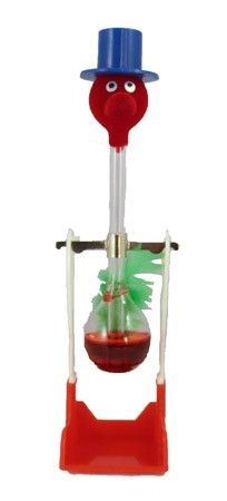 Drinking Bird - Oh yeah, I had one, even Granny and Grump had one...he got a kick out of these things :)
