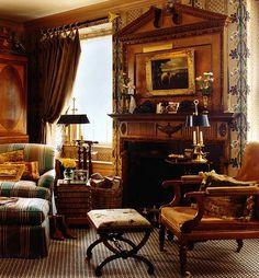 Wonderfully warm room