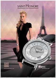 New 2012 Saint Honoré Advertising Concept