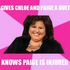 abby lee miller is our queen