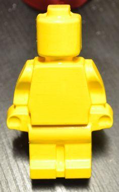 Large LEGO Man Drawer Knob Cupboard Handle by ThatsKnobtastic, $8.00