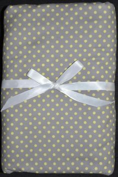 yellow and gray receiving blanket - Google Search