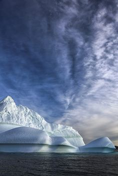 Iceberg,Greenland.