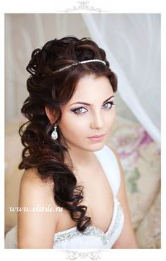 Wedding hair ideas for long hair. Since I've decided to grow my hair out while in the military...
