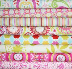 Kumari Garden Fabric Bundle