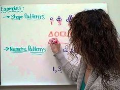 Patterns-Christine Munafos Flipped Classroom-4th grade STEM