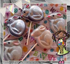 Making chocolate bilbies for gifts is easy. Children will love this activity at home or school.