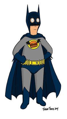 Bob's Burgers / BatBob