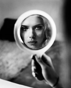 Scarlett Johansson photographed byVincent Peters forEsquire, November 2013.
