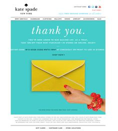 email marketing design