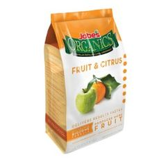Great for citrus trees