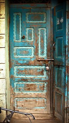abigail marie photography: Indian Doors {personal photography}