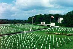 Luxembourg American Cemetery and Memorial - Luxembourg City