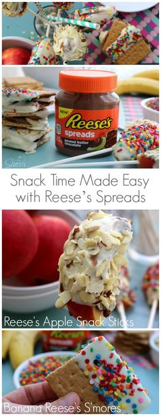 Snack Time Made Easy