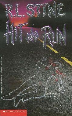 R.L Stine - Point horror. LOVED!
