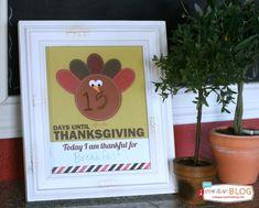 Thanksgiving Printables | TodaysCreativeBlog.net