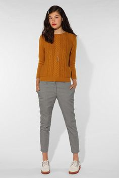 cable knit - co