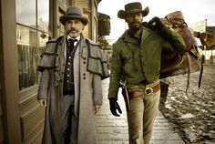 """It seems almost pedantic to point out that slavery was nothing like this."" Jelani Cobb on Quentin Tarantino's portrayal of slavery in ""Django Unchained"": http://nyr.kr/UkQpPg"