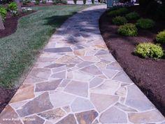 Front Yard Walkway Ideas | GreatFrontyardWalkway