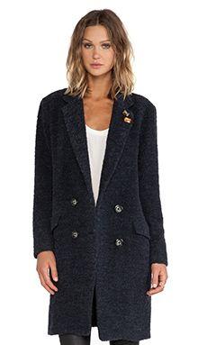 Essentiel Hector Ivy League Coat