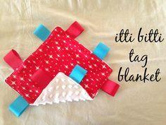 {Tutorial} Itti Bitti Tag Blanket