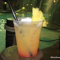 Banana Cabana - Disney's Pool Bar menu