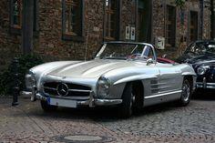 Mercedes 300SL  #Car
