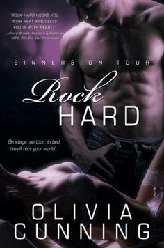 Rock Hard - Olivia Cunning
