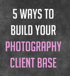 5 ways to build your