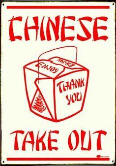 Take out box