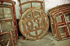 Rusty & Crusty Vintage Windows...