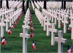 Arlington National Cemetary Memorial Day