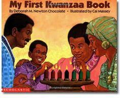 My First Kwanza Book  Kwanzaa Books For Kids