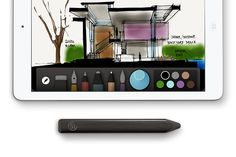 Pencil by FiftyThree, great for sketching on the iPad