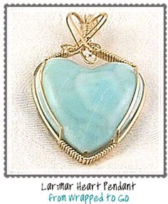 Gorgeous shade of blue Pendant Of Stone.$129.99.