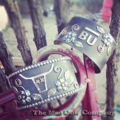 Mad Cow Company cuffs
