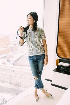 Spotlight On: Street-Style Photographer Rei Shito | The Tory Blog