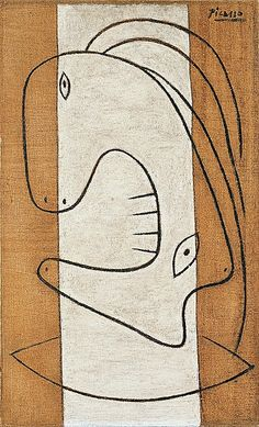 Pablo Picasso, 'Head of a Woman' (1927)