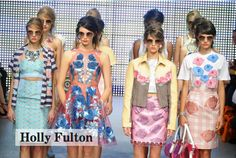 Cool florals for spring 2013!  #HollyFulton