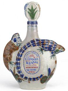 la cofradia iguanas edition 2005 reposado tequila