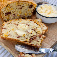 Bacon corn bread