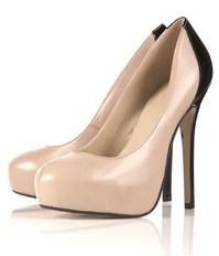 Black and Nude Heels - Perfect with everything??