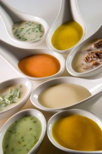 Savory Sauces - Cream Sauces and More