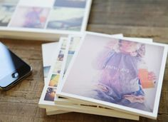 Make a printable photo album right on your phone